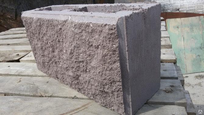 Блоки из ячеистого бетона