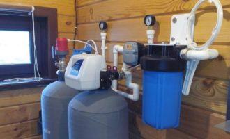Системы водоочистки для дач и коттеджей: принципы комплектации
