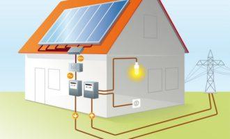 Энергоснабжение частного загородного дома